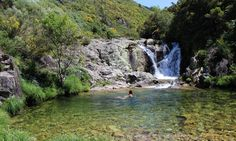 Discovering Portugal's wild side - via The Guardian 15-04-2017 | For unspoilt countryside, top camping, hiking, wild swimming, plus great local food and wine – and all doable in a weekend from the three main airports – try one of these itineraries. Photo: wild swimming near Soajo, north-east Portugal.
