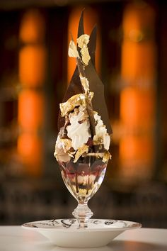 Serendipity is also home to the Golden Opulence Sundae, which holds the Guinness Record for the most expensive sundae in the world with a price tag of $1,000.