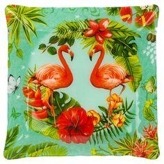 Πιάτο Γυάλινο Τετράγωνο Φλαμίνγκο 17x17 cm Flamingo, Rooster, Anna, Baby Shower, Flamingo Bird, Babyshower, Flamingos, Baby Showers, Chicken