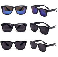 JONTE Men Women Fashion Outdoor Sunglasses UV400 Oversize Square Frame Eyewear #JONTE #Square