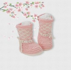 My First Shoes Booeties for birth to 12 months PDF knitting   Etsy Knitted Booties, Baby Booties, Lace Knitting Patterns, Baby Knitting, Free Knitting, How To Purl Knit, Newborn Baby Gifts, Christening Gifts, 12 Months