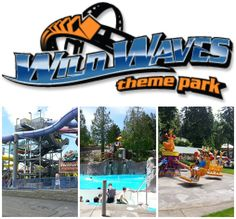 Wild Waves Review – What To Expect When You Visit & How To Save!!