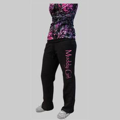 Muddy Girl Sweat Pants