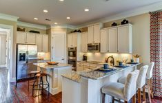 Would you like to prepare a meal in this kitchen from our @lennarnashville team?