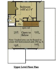 Small Mountain Cabin Plan by Small lake houses Lake house plans