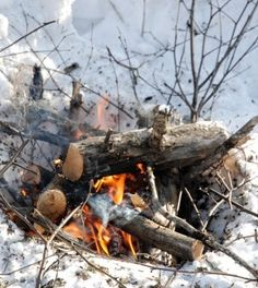 Need To Make Fire But Don't Want To Be Seen? Here's How To Make Smokeless Fire