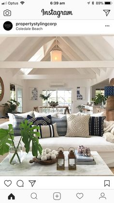 Love this Hamptons style