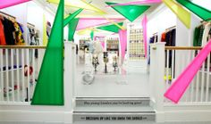 Opening Ceremony's London pop up store for the Olympics