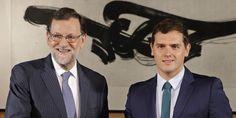 El PP deposita su confianza en Ciudadanos  para llegar a un acuerdo con el PSOE
