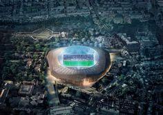New Stamford Bridge stadium