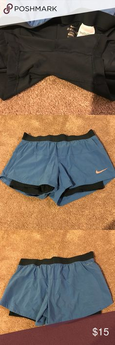 Nike Flex 2 in 1 Shorts Great condition, no flaws Nike Shorts