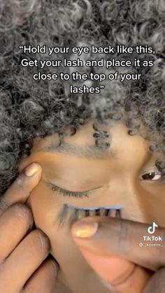 Makeup Videos, Makeup Tips, Beauty Makeup, Eye Makeup, Hair Makeup, Dark Skin Makeup, Natural Makeup, African Hair Wrap, Makeup Makeover