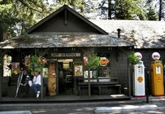 Camp Sherman Store. I grew up there. No local bought anything from that store. Too expensive. Except for candy and ice cream. Us kids bought lots of that.