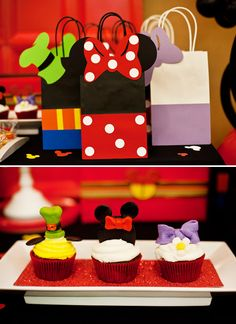 Charming Mickey & Friends First Birthday