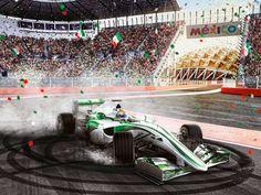 2016 será el segundo año consecutivo que se celebre el Gran Premio de México
