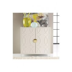 THE WELL APPOINTED HOUSE - Luxury Home Decor- Transitions Two Door Cabinet