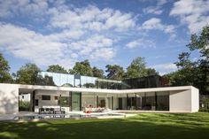 Gallery of House Z-M / Dhoore Vanweert Architecten - 7