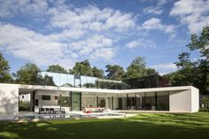 Gallery of House Z-M / Dhoore Vanweert Architecten - 7