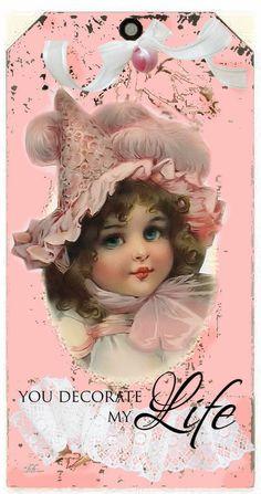 meisje roze life