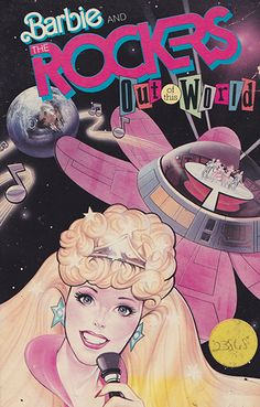 I LOVED THIS MOVIE SO MUCH. Seriously, they were in a pink rocket ship! I had some of the dolls, too.