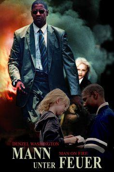 Watch->> Man on Fire 2004 Full - Movie Online