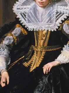 Thomas de Keyser - Portrait of a Lady (1632)