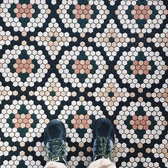 I Have This Thing With Floors (the Hex Tile Chapter)
