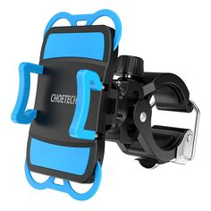 Bike Phone Mount, CHOETECH Quick-release Universal Bicycle Handlebar & Motorcycle Holder Cradle for iPhone 7, 7Plus, 6S Plus 5S 5C, Samsung Galaxy Note 7 S7 Edge, LG G5, HTC10 and More (360 Degree Rotation): Amazon.co.uk: Electronics