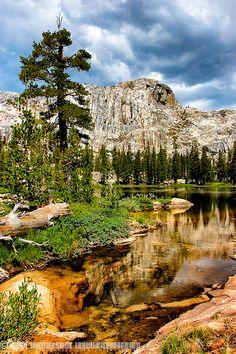 Treasure Lakes, Emigrant Wilderness, Stanislaus National Forest, California