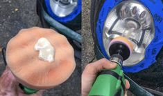 We found the best headlight restoration kit, and want to share our process with you. Restore your headlights inexpensively and in 30 minutes. Best Headlights, How To Clean Headlights, Cleaning Headlights, Headlight Restoration Diy, Car Restoration, Headlight Cleaner, Headlight Lens, Car Repair Garages, New Car Accessories