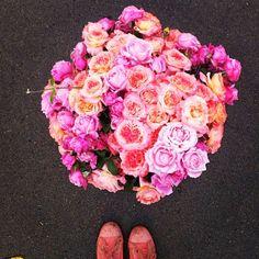 the flower drum: FIESTAVILLE