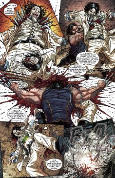 Wolverine: The Best There Is Issue #11 - Read Wolverine: The Best There Is Issue #11 comic online in high quality Comics Online, Wolverine, Wreaths, Halloween, Home Decor, Decoration Home, Door Wreaths, Room Decor, Deco Mesh Wreaths