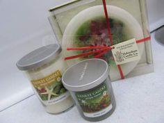 shopgoodwill.com: Habersham Yankee Candle Peppermint Pine NEW