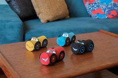 Cars 3 Cardboard Craft For This Basteln Pappe. Build Your Own Cars The post Cars 3 Cardboard Craft For This appeared first on School Ideas. Kids Crafts, Preschool Crafts, Projects For Kids, Diy For Kids, Diy Crafts To Do, Easy Projects, School Projects, School Ideas, Cardboard Car