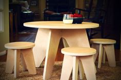 Aero Table and Stools Set - Blonde Sodura http://www.amazon.com/dp/B00C42037C/ref=cm_sw_r_pi_dp_rVQuwb0VDDDN4