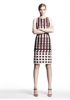 Designer #CarolinaHerrera Spring Dresses -2014