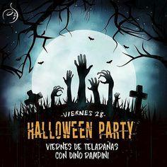 @Regrann_App from @sarrapia -  Este #Viernes será un #ViernesDeTelarañas con @DinoRampini animando y colocando música de las 80's y 90's  Ven con tu #Disfraz (no lo dejes en casa) y participa por premios especiales y sorpresas.  En la terraza más alegre de #CiudadBolivar  A partir de las 7pm ENTRADA GRATIS SOLO CONSUMO  #Reserva tu mesa llamando al 0285.205.3392 y al 0416.101.2885  #Halloween #Fiesta #Sarrapia #Terraza #retro #CiudadBolivar #sarrapiagastrobar #sarrapiando - #regrann