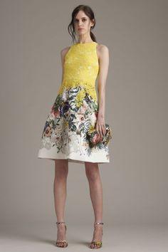 416da7fb52515 Los mejores vestidos de fiesta cortos 2016 ¡Sé una invitada con mucho  estilo! Image
