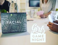 What are you doing on your girls night? Try the It Works Facial!  text 207-239-1616 for more information.