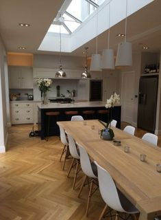 Kitchen white blue wood dining tables 68+ New Ideas