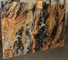 Magma Gold Granite | Earth Stone & Tile Inc.