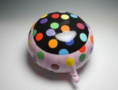 Nina Jun ceramic balloon