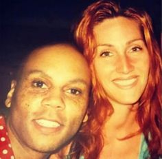 RuPaul and Michelle Visage... too many years ago.. This is afuckingmazing.