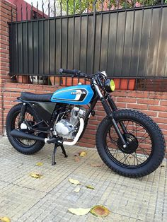 STG Tracker | Caballito | Cafe Racer | Motos