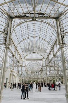 Crystal Palace Madrid, Travel And Tourism, Spain, Louvre, Sevilla Spain, Spanish