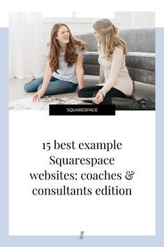 Wondering what needs to live on your business's website and where? Need a little Squarespace website design inspiration to get you started on your online home? Check out the Squarespace website example and template inspiration series on the blog! This week is all about coaching and consulting business websites! #squarespace #squarespacewebsite #squarespacetemplates #websiteideas #squarespacetips #webdesigner #createcultivate #paigebrunton Simple Website Design, Beautiful Website Design, Modern Website, Website Design Inspiration, Business Website, Courses, Coaching, Web Design, Template