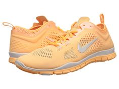 Nike Free 5.0 TR Fit 4 Breathe Melon Tint $100.00 at zappos.com