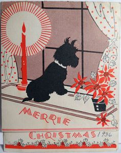 An Ode to Christmas Cards of the Past! 25 Examples