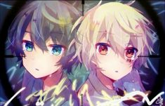 【After the Rain】[りく] Happy Tree Friends, Vocaloid, Arte Obscura, Twin Girls, Pictures Of People, Manga Boy, Mystic Messenger, Good Music, Anime Art