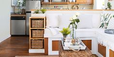 House Tour: A Smartly Designed 362-Square-Foot Bungalow